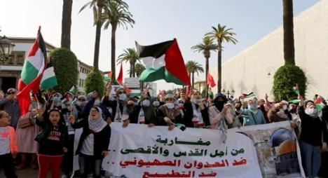 مسؤول بمنظمة التحرير: المغرب كان دائما مساندا ومدافعا عن الحق الفلسطيني