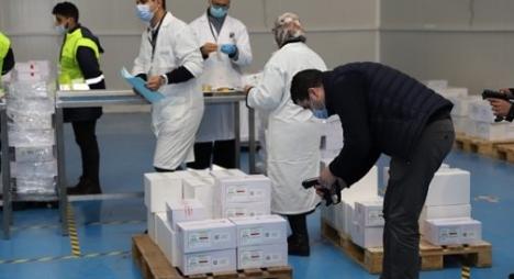 """المغرب يتلقى الحصة الأولى من اللقاحات المضادة لفيروس """"كورونا"""" بموجب آلية """"كوفاكس"""""""