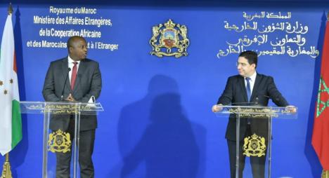 جمهورية بوروندي تجدد دعمها للوحدة الترابية للمملكة ولوحدتها الوطنية