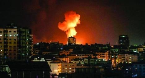 غزة.. استشهاد 9 فلسطينيين بينهم 3 أطفال في قصف للاحتلال على بيت حانون