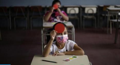 """""""يونيسيف""""تدق ناقوس حرمان ملايين الأطفالمن التعليمبسبب كورونا"""