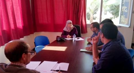 جماعة أيت ملول تبحث تجويد خدمات نقل مرضى القصور الكلوي