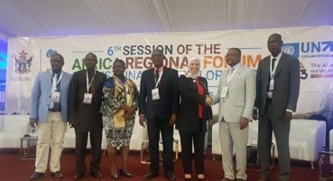 زيمبابوي.. انتخاب المغرب مقررا للمنتدى الإفريقي الإقليمي للتنمية المستدامة
