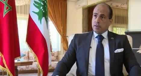 سفير لبنان بالمغرب: المساعدات المغربية كان لها وقع كبير وجاءت في الوقت المناسب