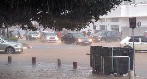 الأرصاد الجوية: نزول زخات مطرية مصحوبة برعد فوق بعض المرتفعات