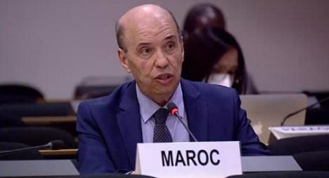 زنيبر: ادعاءات الجزائر محاولة يائسة لعرقلة الدينامية الدولية لدعم الوحدة الترابية للمغرب