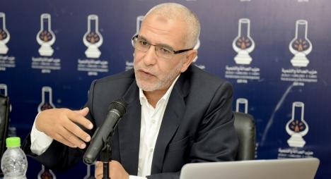 """حوار """"تيل كيل فرنسي"""" مع العمراني بخصوص ترشيحات الحزب لهياكل مجلس النواب"""