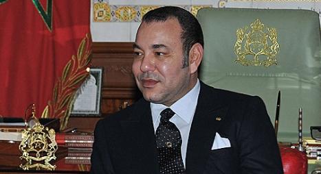 جلالة الملك محمد السادس يخص وسائل إعلام ملغاشية بحديث صحفي