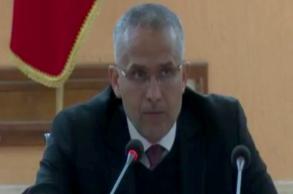 شوباني يعقد دورة استثنائية واتفاقية النقل الجوي...