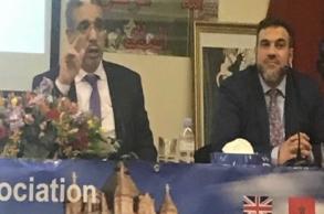 رباح يبرز ببريطانيا أهمية تعزيز روابط المغاربة...