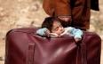 صورة طفلة الغوطة الشرقية تصدم العالم